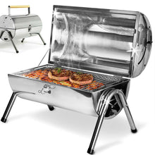 Load image into Gallery viewer, Portable Barbecue Grill