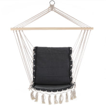 Load image into Gallery viewer, Hanging Chair 55x100cm Grey