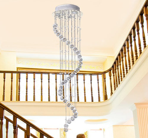 Crystal Chandelier 160 Octagons