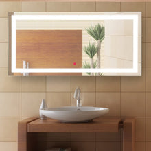 Load image into Gallery viewer, LED Bathroom Mirror