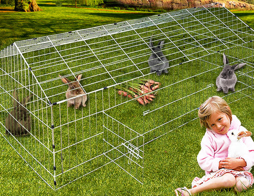 Small Animal Run Pet Cage