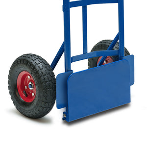 Industrial Hand Trolley Barrow Cart 200kg