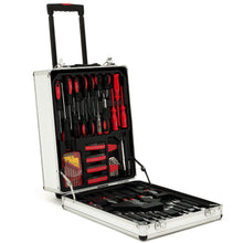 Load image into Gallery viewer, Tool Box Trolley with Tools 899 Pcs