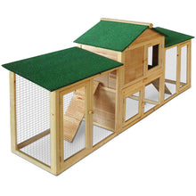 Load image into Gallery viewer, Adaptable animal cage - 2 floors - removable drawer - rodents cage