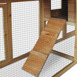 Adaptable animal cage - 2 floors - removable drawer - rodents cage