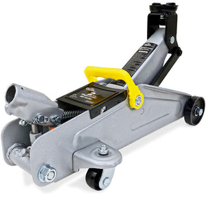 Hydraulic Trolley Jack with Case - 2 Tons Lifting Weight