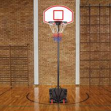 Load image into Gallery viewer, Basketball Hoop on wheels