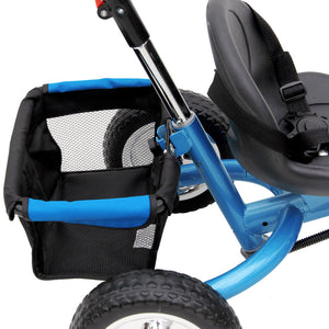 Kids Trike  Metal with Push Bar