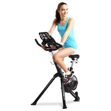 Load image into Gallery viewer, Spinning Flywheel Exercise Bike