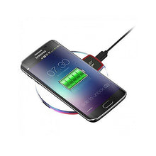 Load image into Gallery viewer, Wireless Charging Pad Station For IPhone Samsung