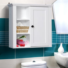 Load image into Gallery viewer, Wall Mounted Bathroom Cabinet