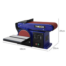 Load image into Gallery viewer, Bench Belt Sander 500W