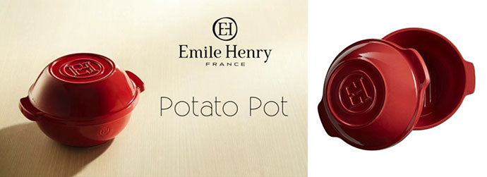 potato pot Eile Henry