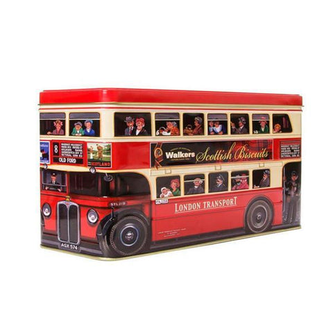 Picture of Surtido de galletas Walkers London Bus