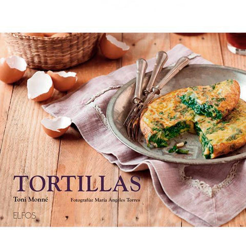Picture of Libro Tortillas de Toni Monné