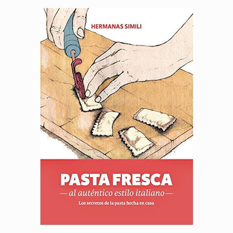 Picture of Libro Pasta fresca de las hermanas Simili