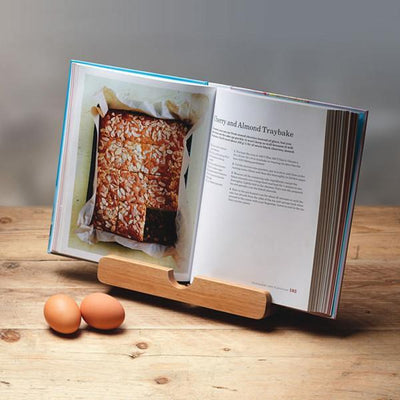 Soporte de madera para libros o tablets Kitchen Craft - Claudia&Julia