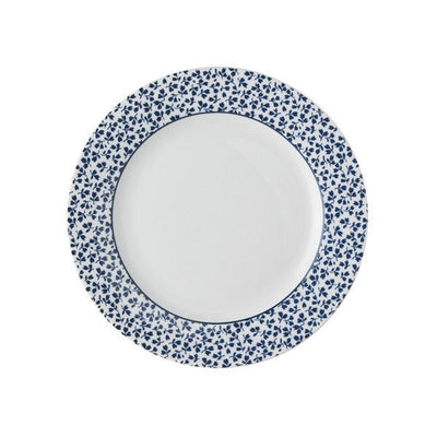 Platos de porcelana Laura Ashley 18cm - Postres Floris - Claudia&Julia