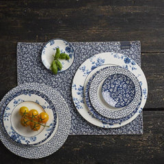 Platos de porcelana Laura Ashley