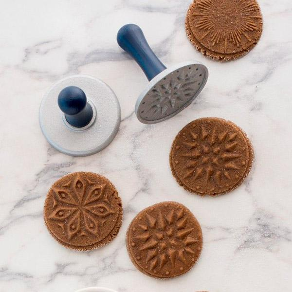 "Sellos para galletas ""Starry Night"" de Nordic Ware - Claudia&Julia"