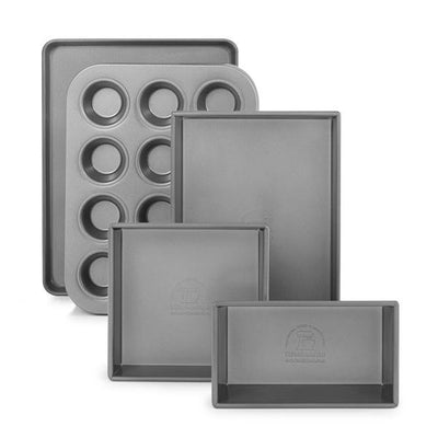 Set 5 moldes antiadherentes KitchenAid - Claudia&Julia
