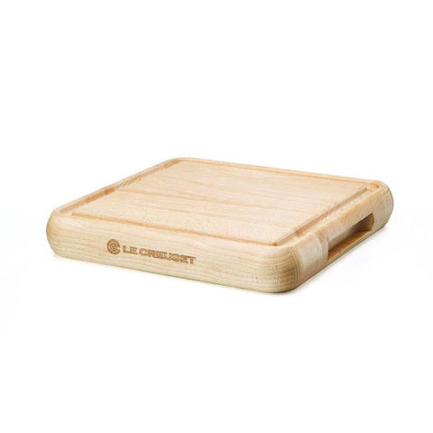 Picture of Tabla de madera para cortar Le Creuset
