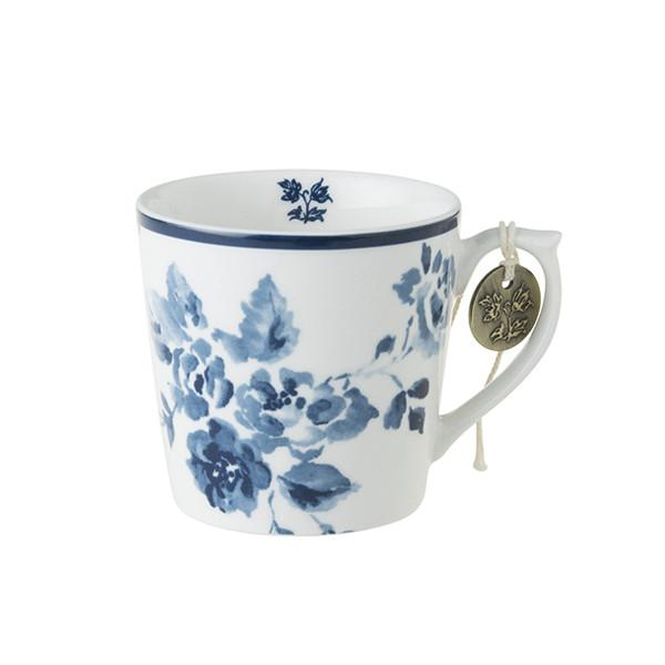 Taza mini-mug 220ml Laura Ashley Candy Stripe - Claudia&Julia