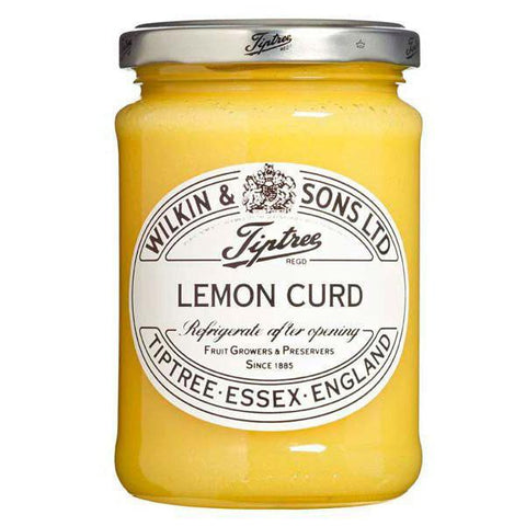 Picture of Lemon Curd - Crema ácida de limón Tiptree 312gr