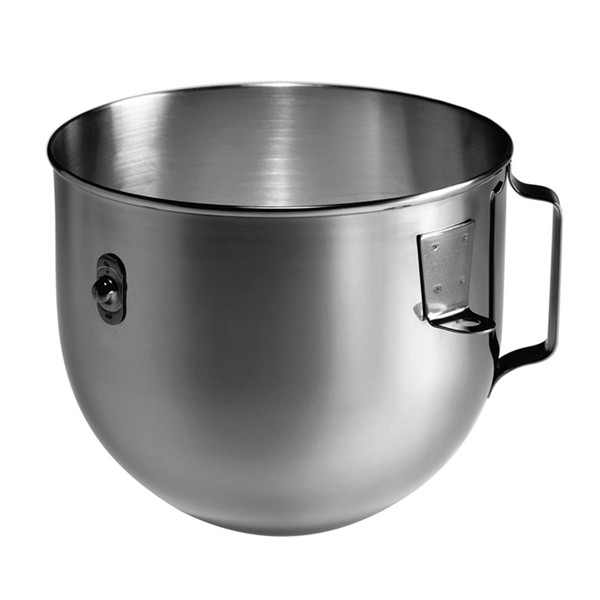 Bol de acero inoxidable para KitchenAid Heavy Duty - Claudia&Julia