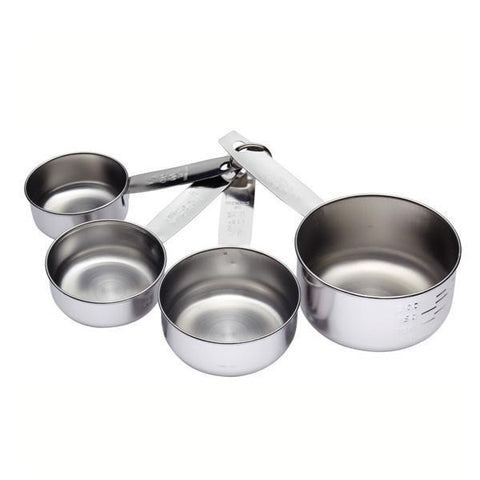 Picture of Conjunto de 4 medidores de acero inoxidable Kitchen Craft