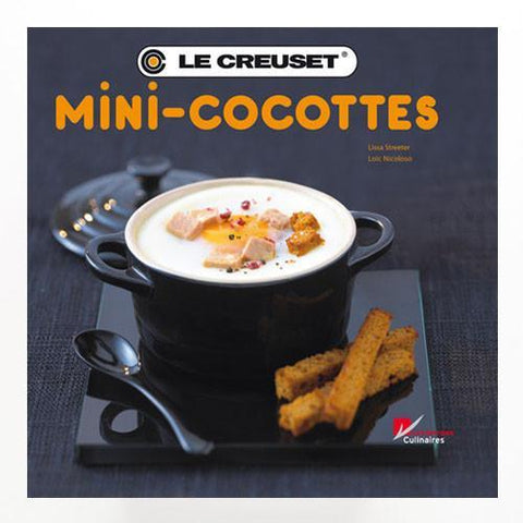 Picture of Libro mini-cocottes Le Creuset