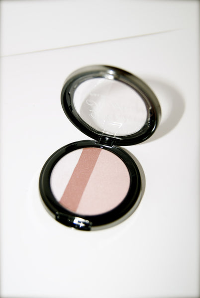 Deborah Koepper Beauty Triple Split Eyeshadow