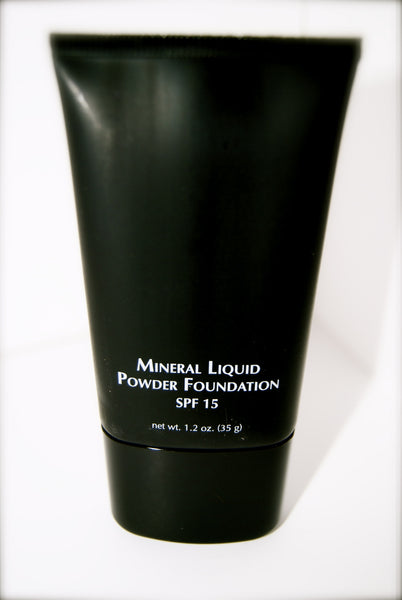 Deborah Koepper Beauty SPF 15 Mineral Liquid Powder Foundation