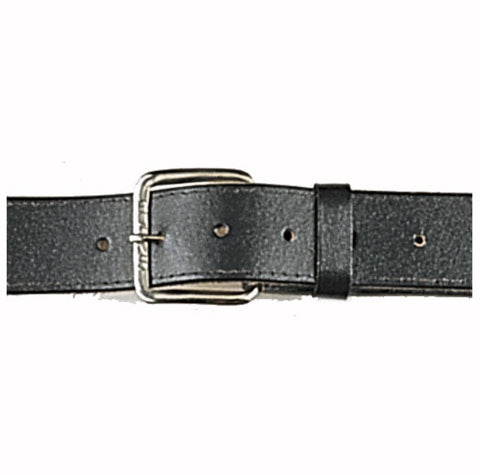 "Belts:  Boston Leather Black 1 3/4"" Belt (BT-1)"