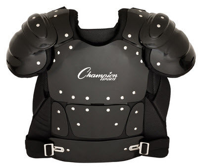 Chest Protector:  Champion Hard-Shell Pro Model Chest Protector (CP-CHAMPION)