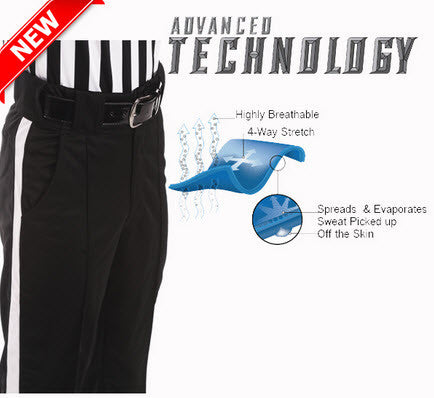 1eda50806ef24 Pants: Smitty Premium 4-Way Stretch Light Weight Football Pants (FB-4D –  U.S. Officials Supplies, Inc. (west coast retail partner of Purchase  Officials ...