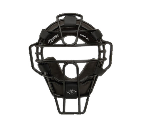 Face Mask:  Diamond Big League Facemask with Premium Leather Padding (FM-DL)