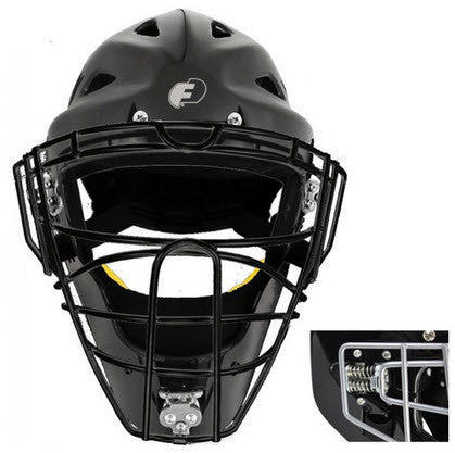 Face Mask:  Force 3 Defender Hockey Style Mask (FM-F3HM)