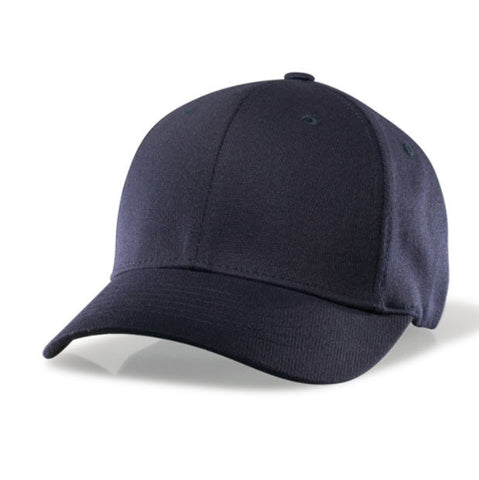 "Hats:  Richardson Umpire's ""6-Stitch"" Flex-Fit Hat (HT-BFF)"