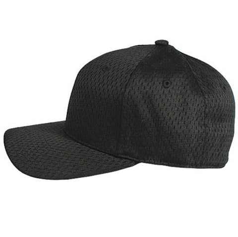 "Hats:  Richardson Umpire's ""6-Stitch"" Mesh Hat (HT-MB)"