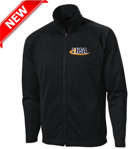 Jackets:   Stand Up Collar Referee Jacket w/Logo (JT-90L)