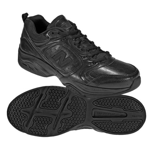 Shoes: New Balance MX Cross-Trainer D Width Referee Shoe (SH-624D)