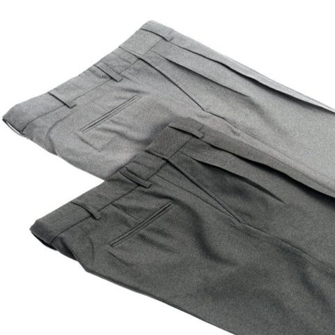 Pants:  Smitty Umpire Pleated Base Pants -- Heather or Charcoal Grey (PT-SBE)