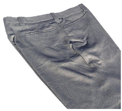 Pants:  Smitty Umpire Women's Flat Front Combo Pants-- Heather Grey (PT-SCFW)