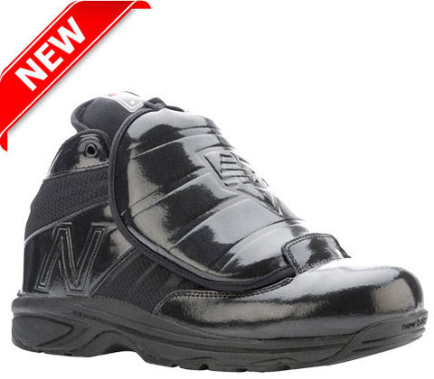 Shoes: New Balance 460V3 Umpire's Mid-Cut, EE-Width Plate Shoe (SH-460M3)