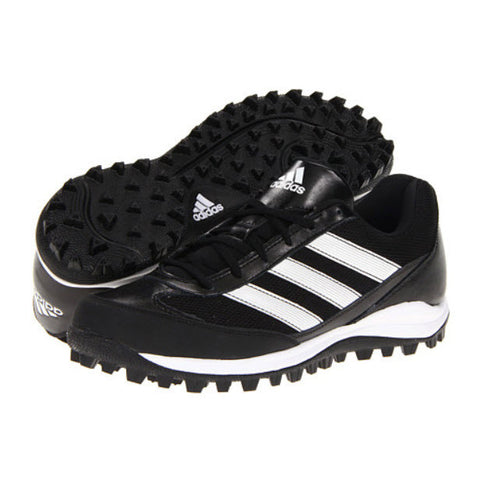 Shoes: Adidas Turf Hog LX Low-Cut Shoes -- Solid Black or B&W (SH-HOG)