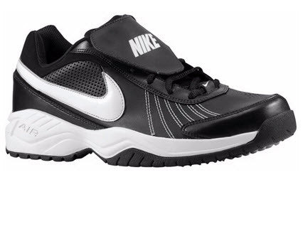 Shoes: Nike Air Diamond -- B&W (SH-NDT)