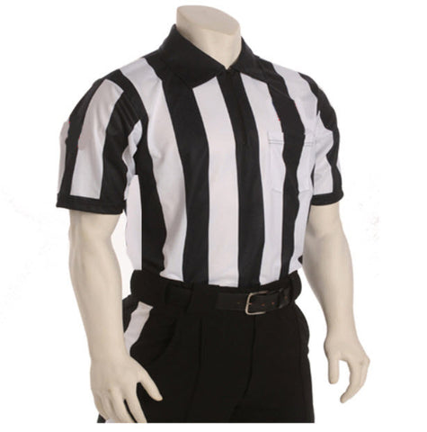 "Shirts:  Smitty 2 1/4""-Striped Short Sleeve Standard Shirt (ST-214)"