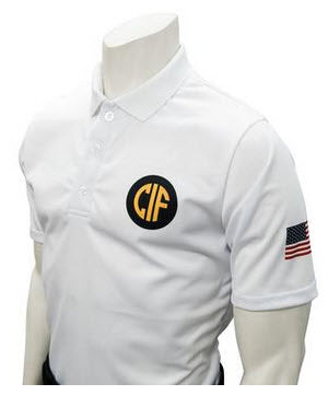 Shirts:  Smitty MADE IN THE USA California CIF Logo Dye-Sublimated Volleyball Shirt (ST-CAVB)