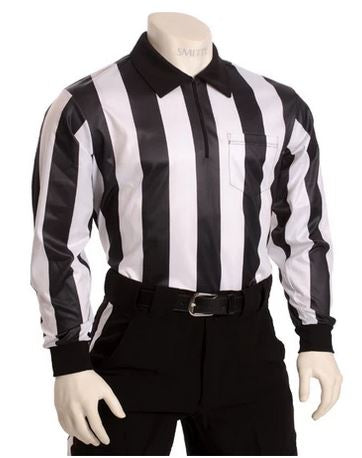 "Shirts OR:  Smitty Oregon 2""-Striped Long-Sleeve Elite Shirt (ST-NCAL - FBS118)"